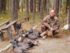 Охота в Томской области .