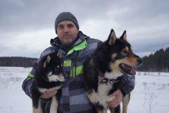 Ольха 2,5 мес. и Якут 1 год 5 мес.