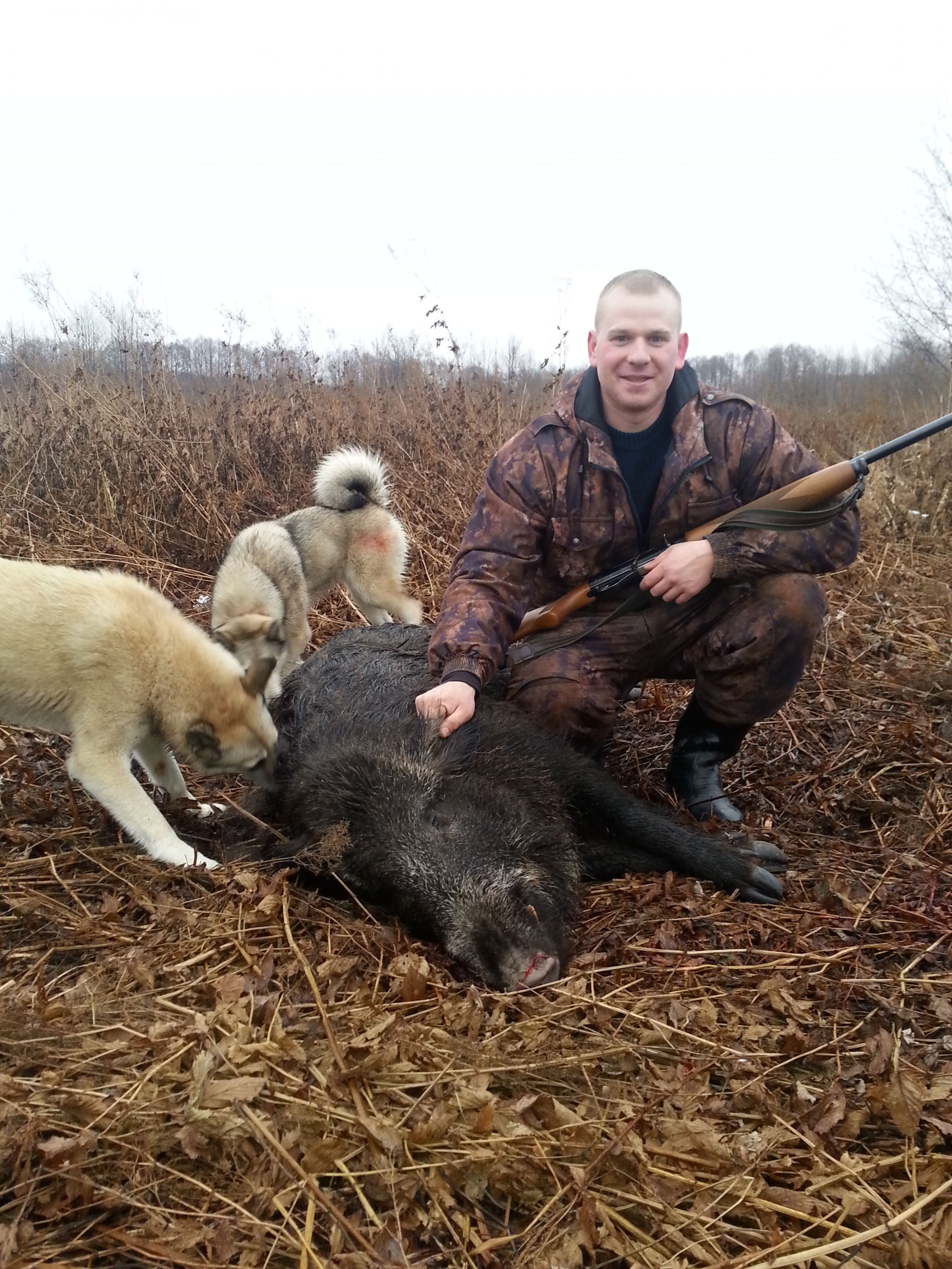 Успешная охота