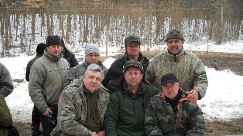 Результаты состязаний лаек - Кубок Подолья - 2010 - Смоленский клуб «Охота»